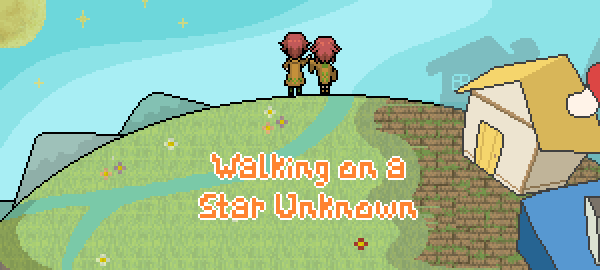 Walking on a Star Unknown